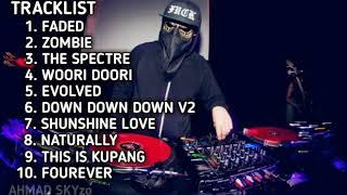 DJ ALAN WALKER FADED Vs ZOMBIE _ TERBARU_{ FULL BASS }