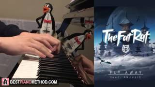 TheFatRat - Fly Away feat. Anjulie (Piano Cover by Amosdoll)