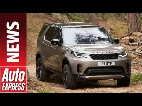 New Land Rover Discovery facelift: spot the difference