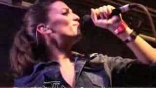 Dragonette  -Take it like a man(live in london)