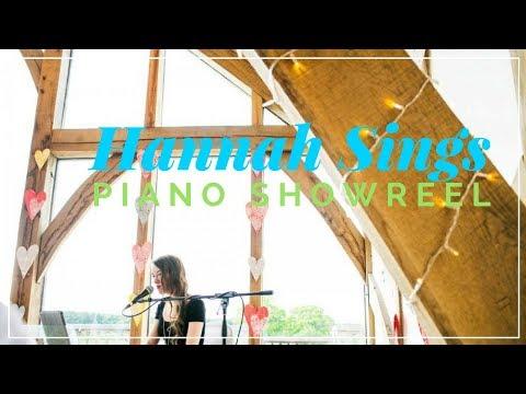 Hannah Sings Video