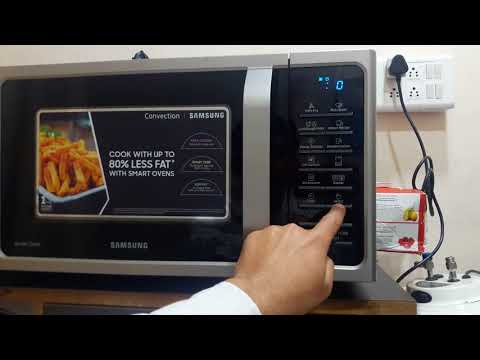 samsung microwave oven latest price