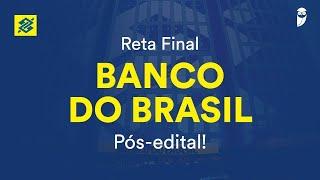 Reta Final Banco do Brasil Pós-edital: Matemática - Prof. Brunno Lima