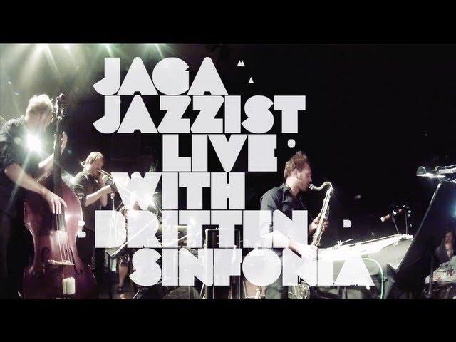 Jaga Jazzist – One-Armed Bandit (Live med Britten Sinfonia)