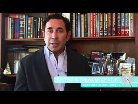 'Botched' Plastic Surgeon Dr. Paul Nassif Testimonial for Gifted Facial Plastic Surgeon in Charlotte