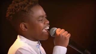 Beyoncé  Halo Thapelo  Blind Auditions  The Voice Kids germany 2019