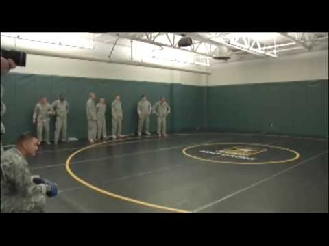 U S Army Hand to Hand Combat Training techniques - YouTube