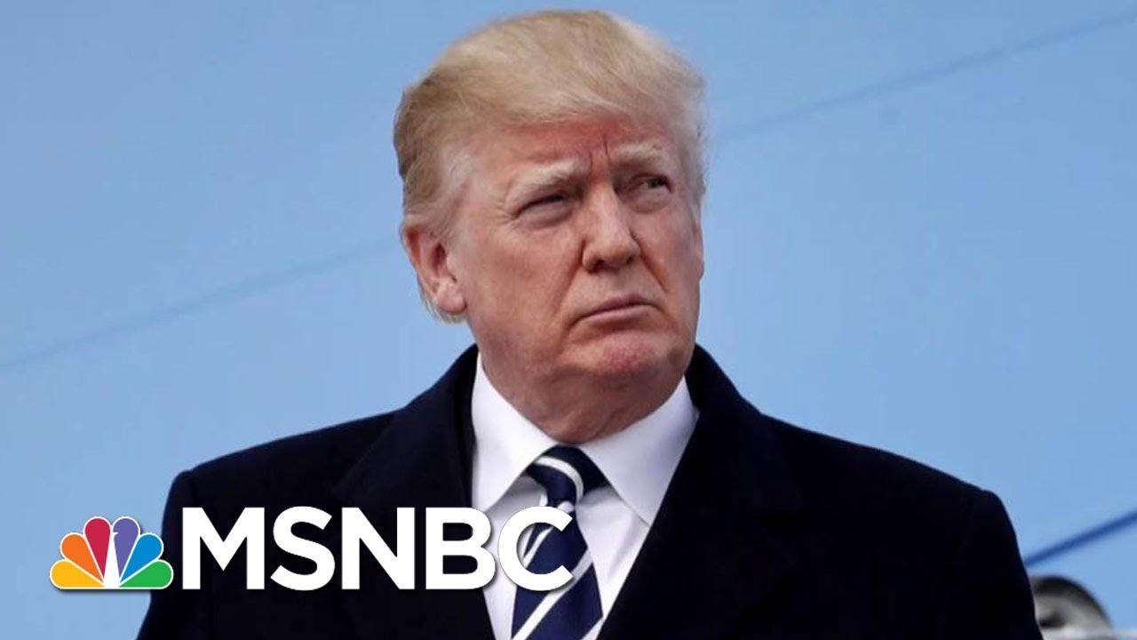 President Donald Trump To Use Mueller Probe Anniversary To Blast Investigation | Morning Joe | MSNBC thumbnail