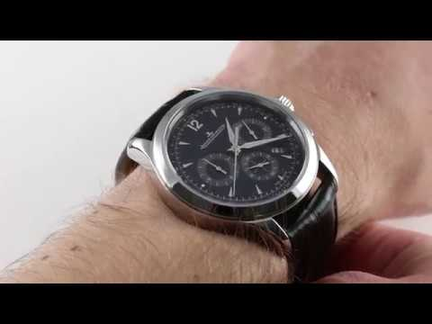 Pre-Owned Jaeger-LeCoultre Master Chronograph Q1538470 Luxury Watch Review