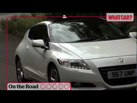 Honda CR-Z Coupe review