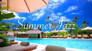 Summer Jazz & BossaNova【For Work / Study】Heartful Cafe BGM.relaxing BGM, Instrumental Music.