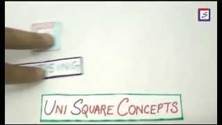 UNI SQUARE CONCEPTS - Video - 3