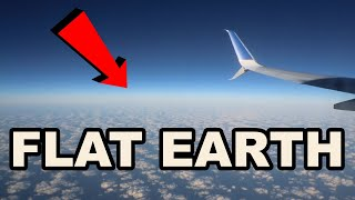 WE FLEW AROUND THE WORLD TO PROVE THE EARTH IS FLAT | Official Tracktion