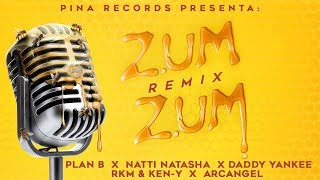 Zum Zum (Remix Letra) - Plan B (Video)