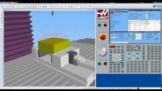 HAAS Vertical Mill
