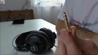 Superlux HD 662B Studio Kopfhörer Unboxing