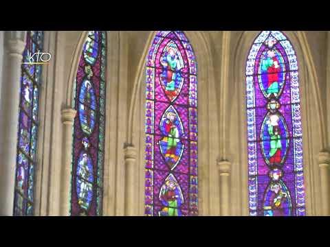 Vêpres du 22 octobre 2020 à Saint-Germain-l'Auxerrois