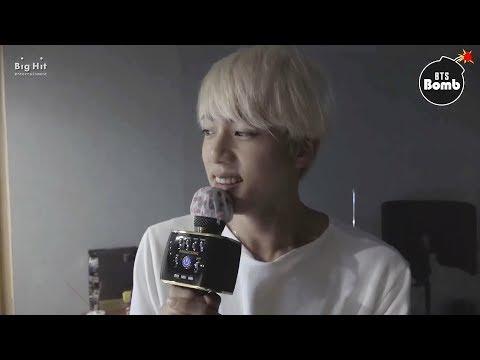 [BANGTAN BOMB] Thực hành 'Epiphany' của JIN BTS 방탄 소년단 với MP30
