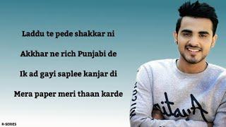 Stupid (Lyrics) - Armaan Bedil ft. Raashi Sood - YouTube