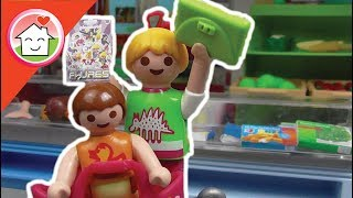 Playmobil Film Deutsch Im Shoppingcenter / Kinderfilm / Kinderserie Von Family Stories