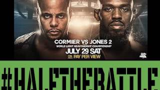 UFC 214: Jon Jones vs DC Cormier 2 Bets, Picks, Predictions on Half The Battle