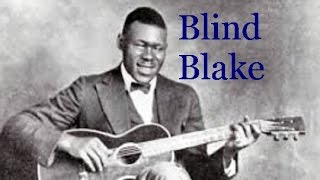 Diddie Wah Diddie by Blind Blake - Guitar Lesson Preview