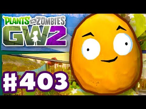 WALL-NUT HILLS RETURNS! - Plants vs. Zombies: Garden Warfare 2 - Gameplay Part 403 (PC)