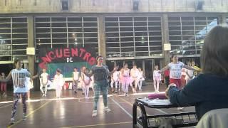 1° Academia Argüello Coreografía