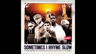 Nas, Jose Gonzalez, & Dert- One Love X Stay In The Shade