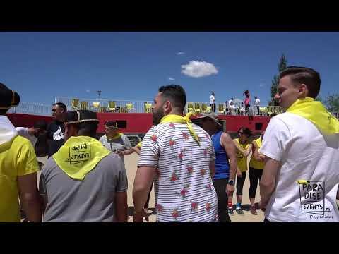 Gymkana Despedida de Soltera y Soltero Finca Navalcarnero en Madrid · Paradise E