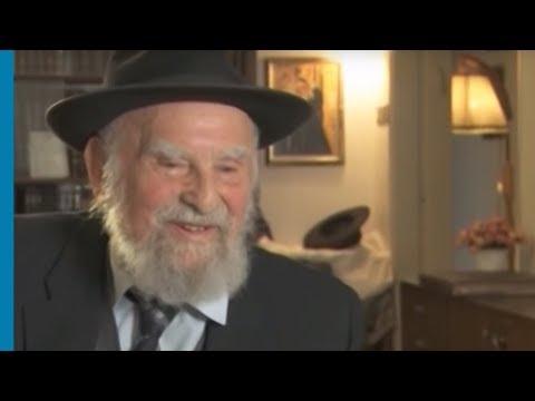 El Rabino Itzjak Eljanán Gibraltar relata sobre el hogar de sus padres