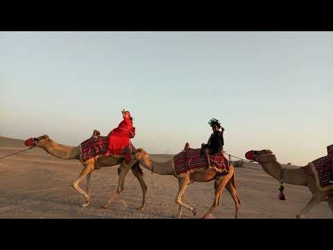 Easy way to plan for Summer Vacation - Camel Riding in Dubai #OjulewaDiary