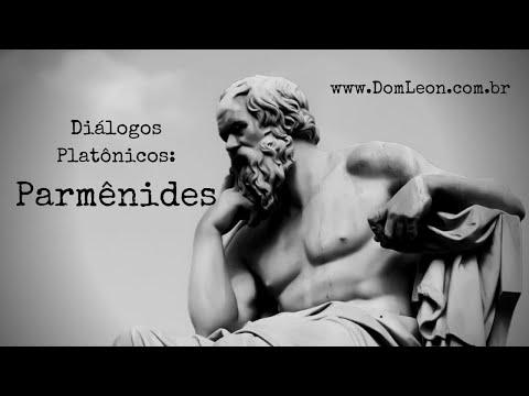 Diálogos Platônicos: Parmênides, AudioBook