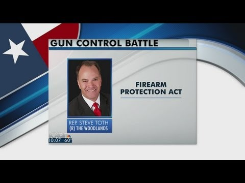 State lawmakers work to strike down federal gun laws