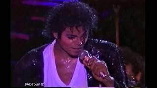 Michael Jackson  Shake Your Body Live in Yokohama 1987  Bad tour