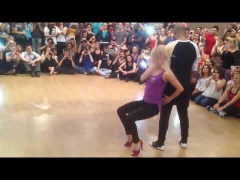Frank Santos & Julie PARIS BACHATA FESTIVAL