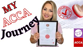 My ACCA Journey/ How did I become Chartered Accountant in the UK