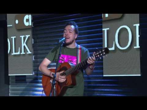 Bruno Arias video Ave de luz - CM Folklore 2016