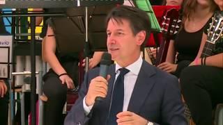Il Presidente Conte a Palermo