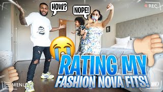 LEGEND & QUEEN RATE MY FASHIONNOVA GRAPHIC T-SHIRT'S!!
