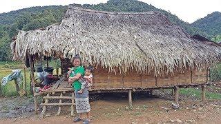 แบ่งปันน้ำใจสู่เมืองลาว EP11:บ้านห้วยคง บ้านชนเผ่าขมุ(กึมมุ) เมืองซำเหนือ เเขวงหัวพัน