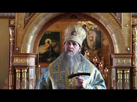 Митрополит Даниил с архипастырским визитом посетил Чимеевский монастырь