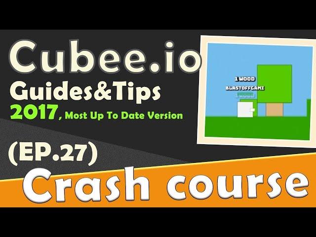 Cubee.io Video 0