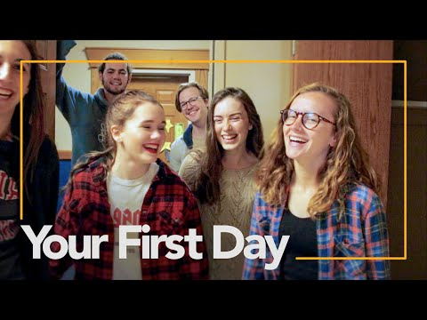 Your First Day at Friends | Friends University