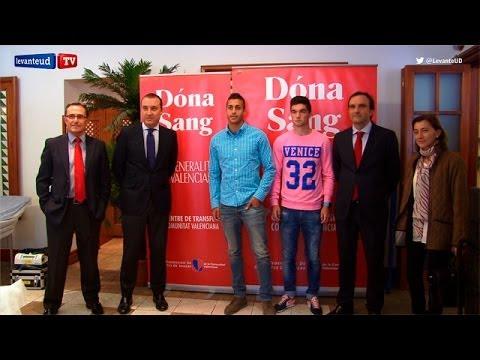 Éxito en la Jornada de Donación de Sangre celebrada en el Ciutat de València