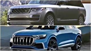 Range Rover SV Autobiography 2018 vs Audi Q8 2018 | NEW FULL Review Interior Exterior