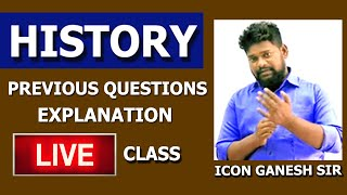 HISTORY MCQS || 6301468565 || Download ICON INDIA App
