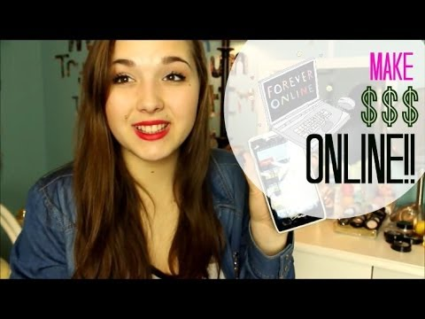 How to make Money online as a Teen!
