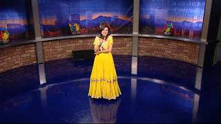 Belen De Leon sings, dances on Cinco de Mayo -- 9NEWS Sunday morning