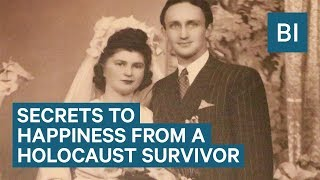 Secrets To Longevity And Happiness From Holocaust Survivor Ed Mosberg